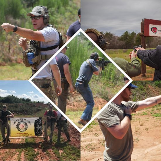 Black Rifle Training Group Instructors